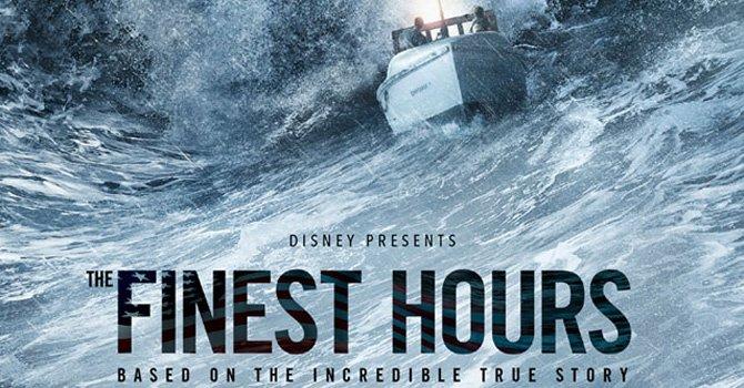 """Participa y gana boletos para la película """"The Finest Hours"""""""