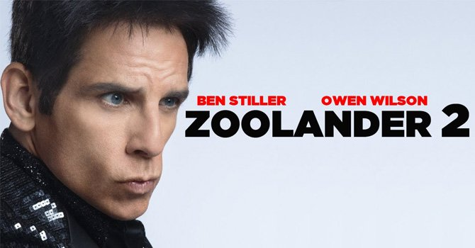 """Participa y gana boletos para la película """"Zoolander 2"""""""
