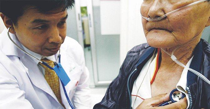 Latinos corren mayor riesgo de disfunción cardiaca