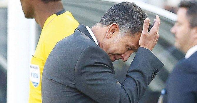 ¡Vergüenza ajena! Osorio ya asumió su responsabilidad en esta ominosa derrota, pero ¿dónde están los verdaderos culpables?