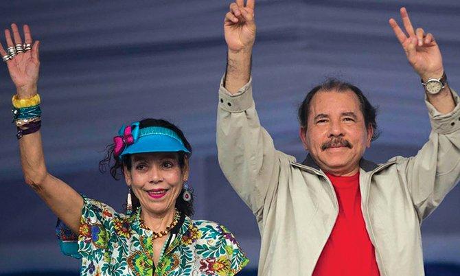 Pasos para forjar la dinastía en Nicaragua