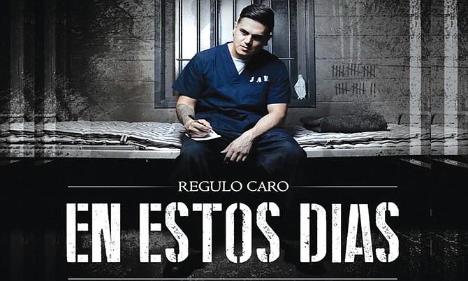 El cantante Mexicano Régulo Caro presenta su nueva producción titulada ''En estos dias''