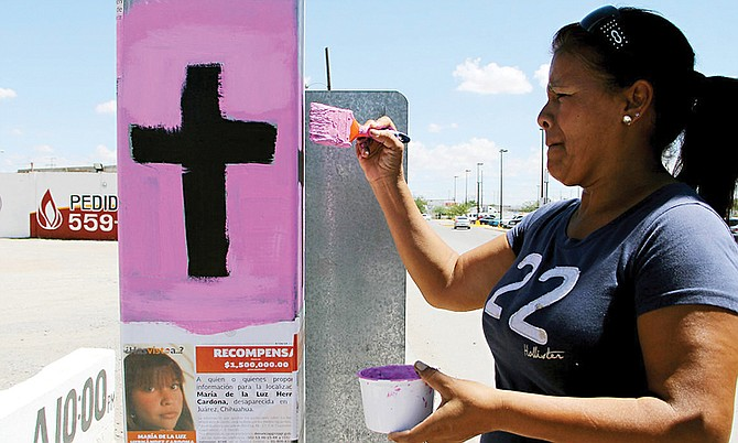 Sigue la ola de feminicidios en el estado de Puebla en México