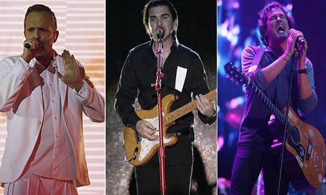 Figuras de la música latina hicieron concierto en San Diego California en pro de la diversidad y unidad