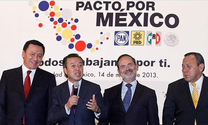 Choque de senadores en México por quitarle al la secretaria de gobierno las tareas de seguridad pública
