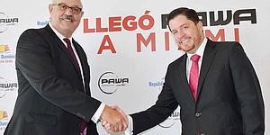 PAWA conectará la República Dominicana con el sur de la Florida en esta primera face de sus operaciones, con dos vuelos diarios cada semana.