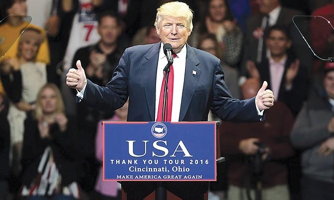El presidente electo de Estados Unidos, arremetió nuevamente contra China en medio de las críticas que ha recibido desde Pekín