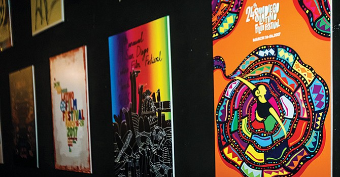 Festival de Cine Latino de San Diego selecciona póster ganador