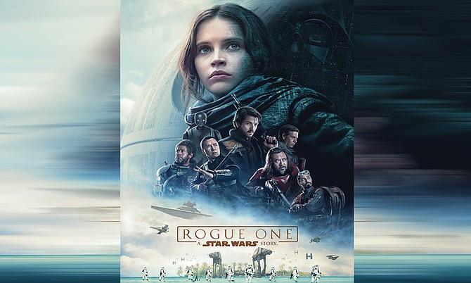 Llega a la pantalla grande ''Rogue One'' para continuar con un regreso a la aventura de Star Wars