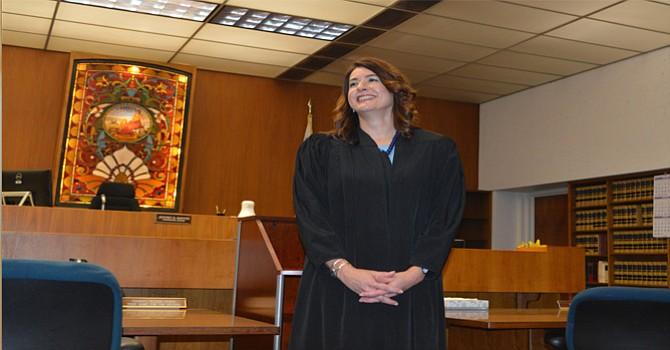 """""""Comienzo un  nuevo capítulo"""", afirma Rachel Cano al rendir  Juramento como Juez de la Corte Superior del Condado de San Diego"""