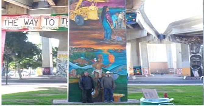 Designan al Parque Chicano de San Diego como Patrimonio Histórico Nacional; lo confirma Sally Jewell