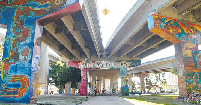 El Parque Chicano es ahora Patrimonio Histórico