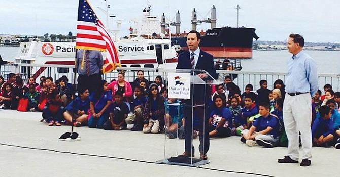 Optimista panorama para el desarrollo de la zona costera de San Diego, observa funcionario Latino