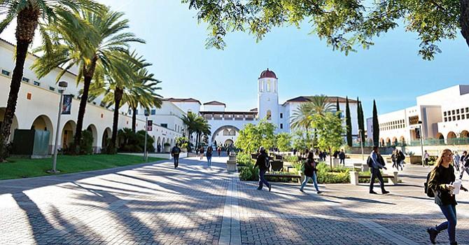 Respalda a estudiantes San Diego State University, en relación a reciente orden ejecutiva de Donald Trump