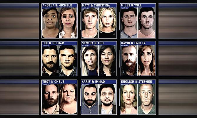El reality show Hunted presenta un premio de 250,000 dólares a quien escape de estos detectives profesionales