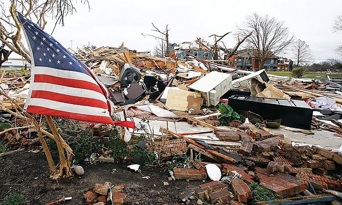 Los tornados que afectaron al estado de Texas y a la ciudad de Houston dejan su saldo de víctimas