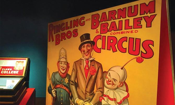 El circo Ringling en Florida cerrará en Mayo después de 146 años de andadura