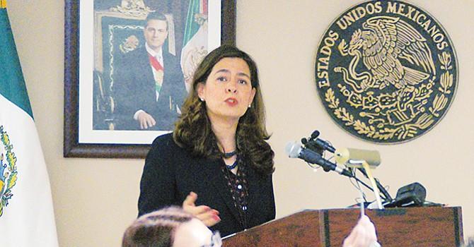 Consulado de México inicia labor de defensoría