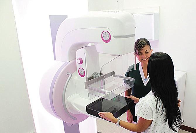 Mamografía 3D: clave para la detención del cáncer del seno