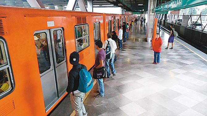 Metro ofrecerá Internet gratis a pasajeros