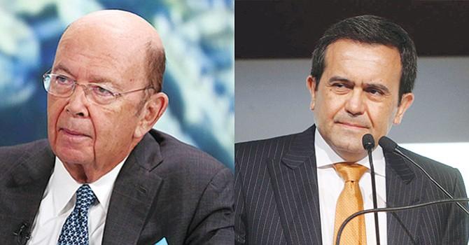 Los primeros pasos para reiniciar una renegoción del TLCAN entre EU y México