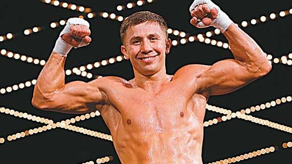 Gennady Golovkin quiere enfrentarse al 'Canelo'