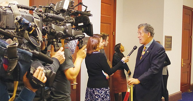Apela Juan Vargas a la sensibilidad del secretario de Seguridad