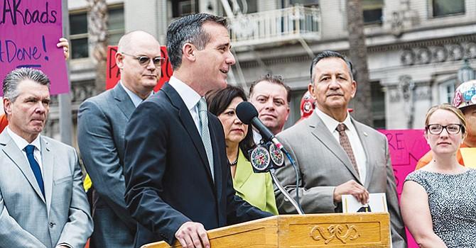 Por Reforma Migratoria Integral se pronuncian alcaldes en El Día de Acción de Inmigración