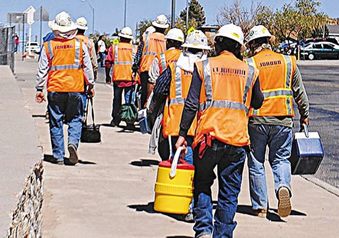 Legislatura de Texas  pide no contratar inmigrantes irregulares