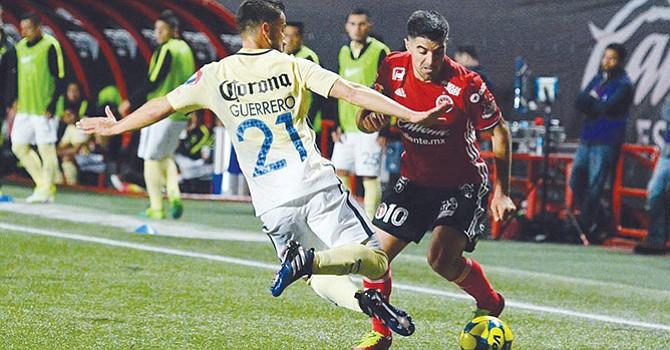 ¡Decepcionados! terminaron los aficionados del gris empate Xolos-América, en Caliente