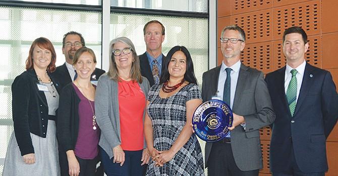 Premian a empresas locales por su contribución al Programa de Reciclaje y Crecimiento Sustentable