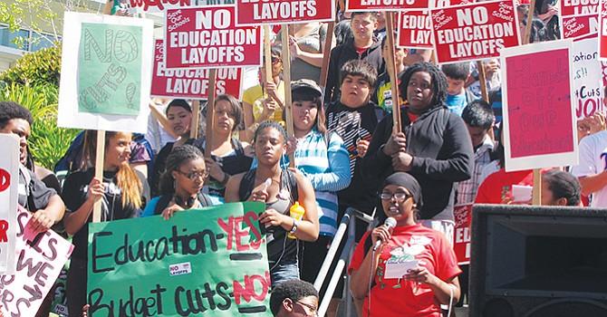 Despidos escolares; el Distrito Escolar de San Diego, anuncia despidos en diferentes áreas
