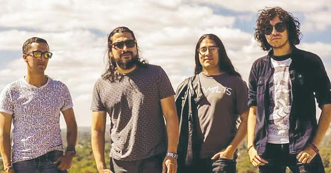Trevolts, una fusión de rock única