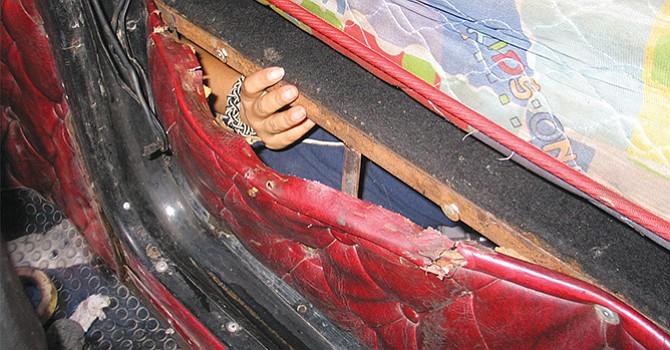 Condenado mexicano que conducía vehículo donde murieron 4 inmigrantes