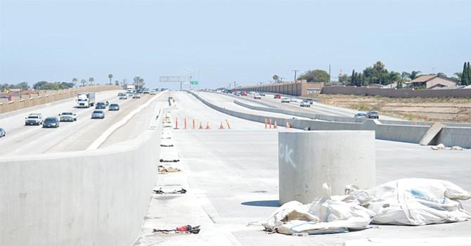 Anuncia SANDAG que cerrará tramo en la SR 125,  por obras en puente para proyecto vial en construcción
