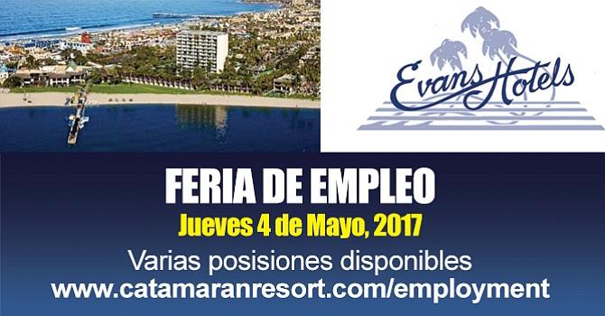 EVANS HOTEL - FERIA DE EMPLEO