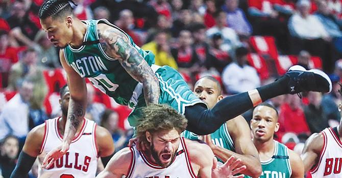 ¡Gran remontada! pone en semifinales a Los Celtics de Boston al recuperarse de dos derrotas iniciales en NBA