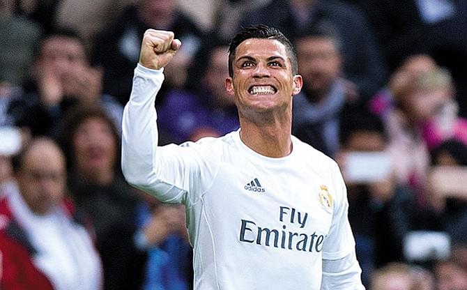 Radiografía de los 400 goles de Cristiano con el Real Madrid