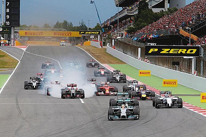 F1 en España