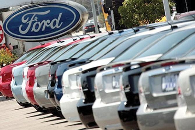 Dada la caída en las ganancias: Ford no es tan optimista como Trump