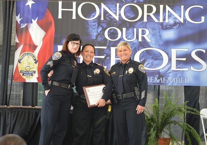 25 Ceremonia Anual de Reconocimiento al Departamento de Policía de Chula Vista