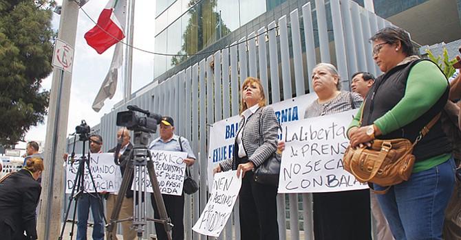Escalan los asesinatos de periodistas y la impunidad en México