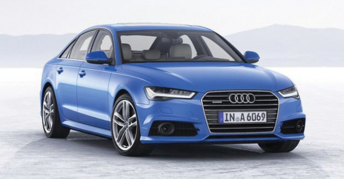 Audi A6 del 2017