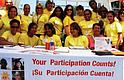 Voluntarias de la Alianza Nacional para la Salud de Los Hispanos. Foto-Cortesía.