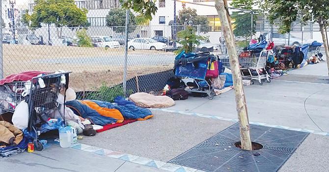 Agresivo plan para apoyar a desamparados y 'homeless', anuncian funcionarios del Condado de SD