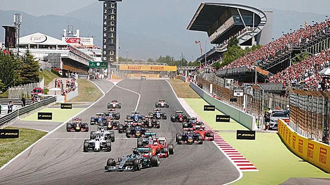 F1 en Azerbaiján