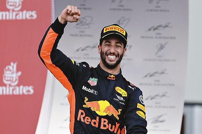Formula 1 Apretados los primeros lugares del Mundial