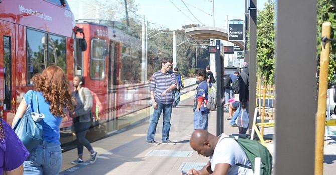 Finlizan proceso de crédito para la obtención del dinero  para la realización del proyecto del Trolley Mid Coat,  UCSD-University City