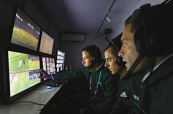 'Video arbitraje' en la Copa MX