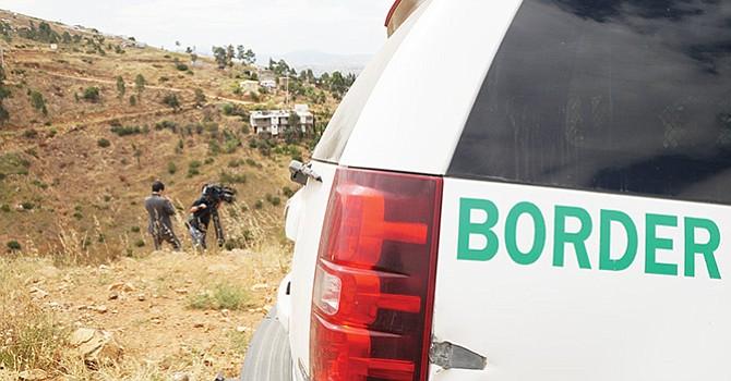Patrullero fronterizo se declara culpable de narcotráfico